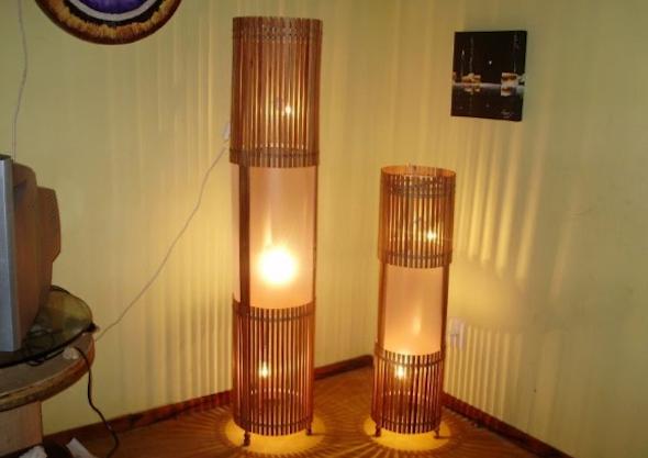 Luminárias de chão6