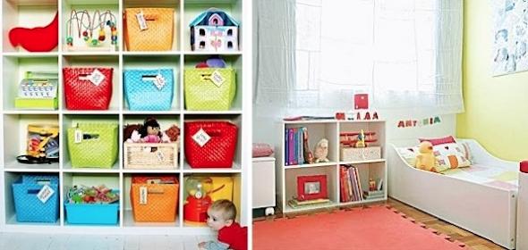Organizadores para brinquedos de crianças1