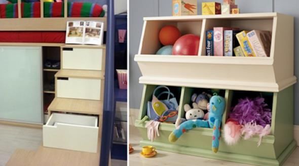 Organizadores para brinquedos de crianças13