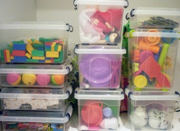 Organizadores para brinquedos de crianças14