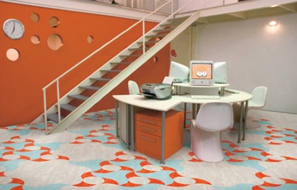 Ambientes caseiros com piso vinilico 10