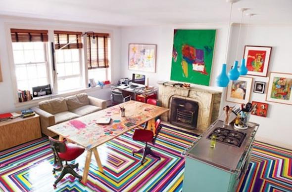 Ambientes caseiros com piso vinilico 5