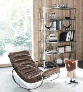 Cadeiras de balanço para sala 001