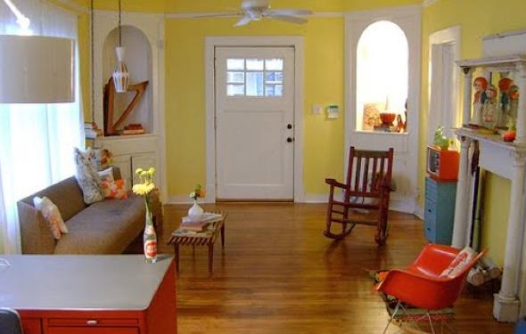 Cadeiras de balanço para sala4