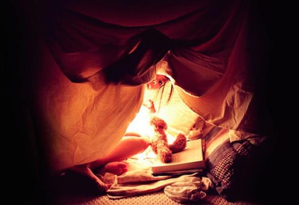 Montar cabana no quarto das crianças 8
