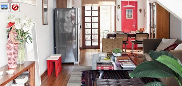 Montar uma casa sem paredes interna11