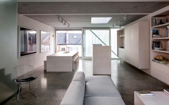 Montar uma casa sem paredes interna1