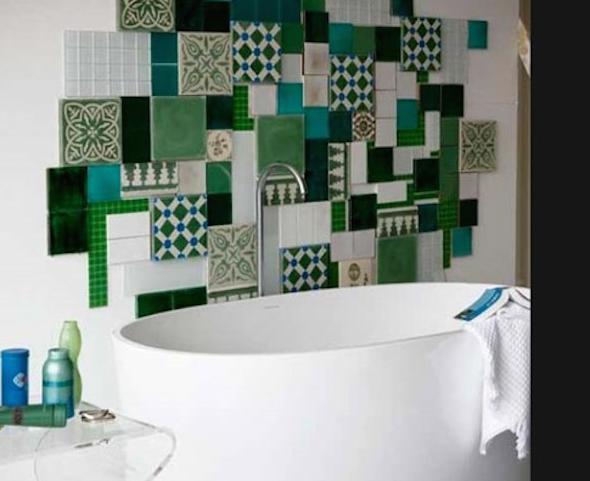 Mosaico de azulejo como usá-lo em sua casa2