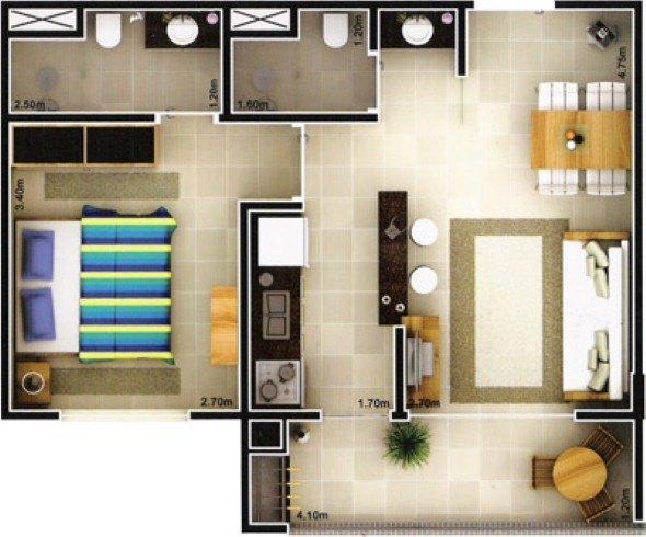 14-plantas_de_casas_com_cozinha_americana