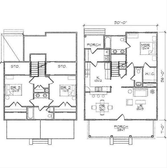 3-plantas_de_casas_com_cozinha_americana