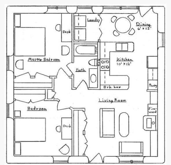 4-plantas_de_casas_com_cozinha_americana