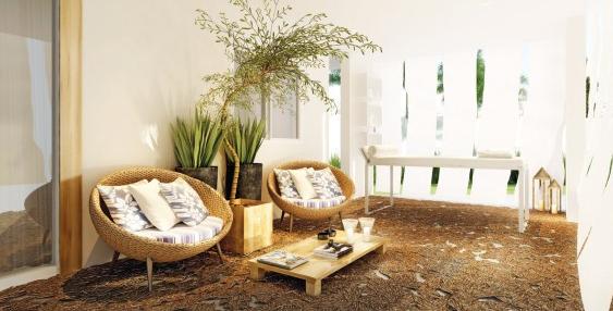 Como montar um ambiente zen em casa img-12