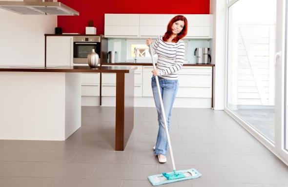Manter cozinha sempre limpa, é possível?7