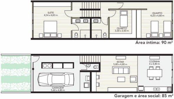 Plantas-de-casas-para-terrenos-pequenos-011