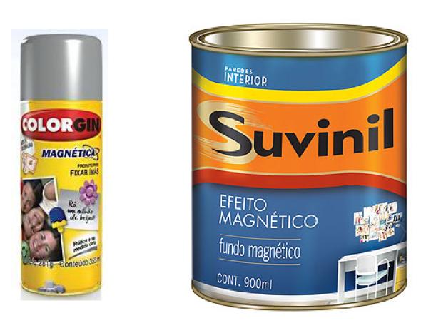 Duas das marcas que vendem primer magnético.