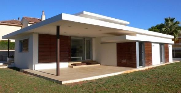 10-Casas com linhas retas