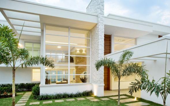 13-Casas com linhas retas