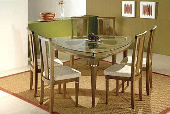 2-tapetes para sala de jantar