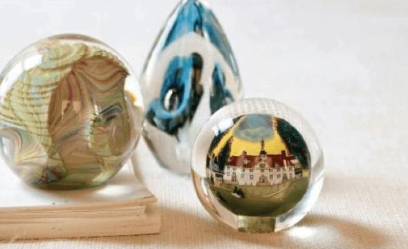 3-Bolas coloridas para decorar a casa