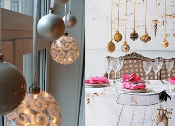 4-Bolas coloridas para decorar a casa