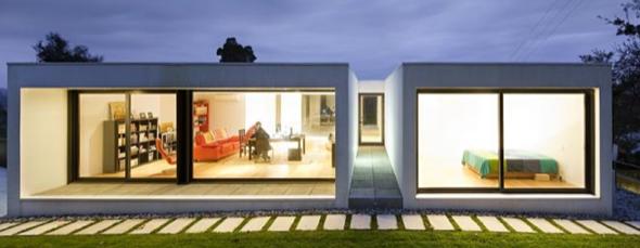 6-Casas com linhas retas