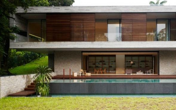 9-Casas com linhas retas