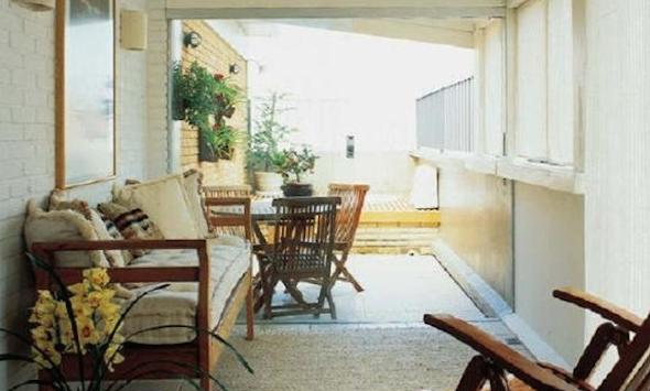 Como montar uma sala de estar na varanda do apartamento-15