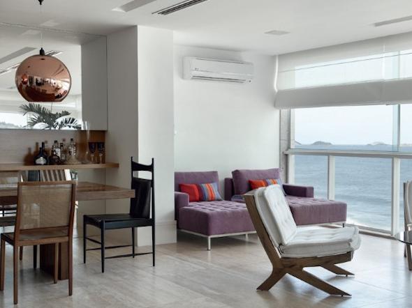 Como montar uma sala de estar na varanda do apartamento-5