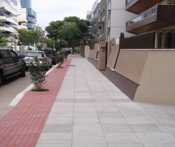 Pisos cimentícios em calçadas 007
