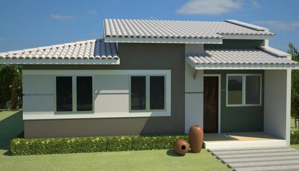 1-Como renovar a fachada de casa