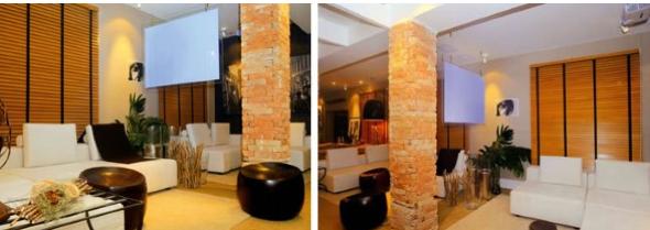 Como decorar pilares dentro de casa-3