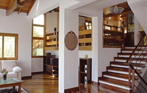 Como decorar pilares dentro de casa-8