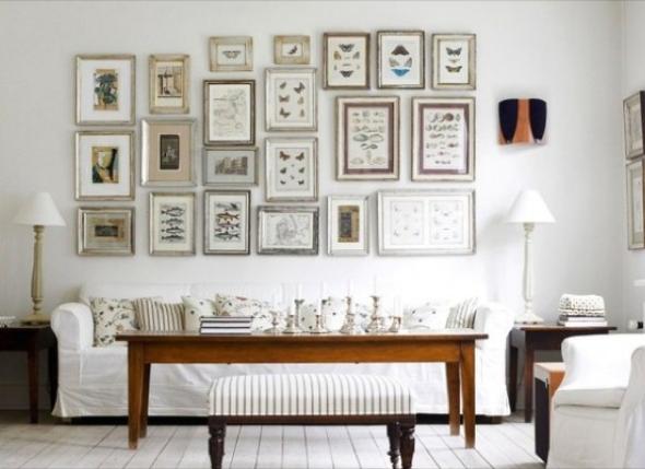 Como fazer arranjos de quadros nas paredes-9