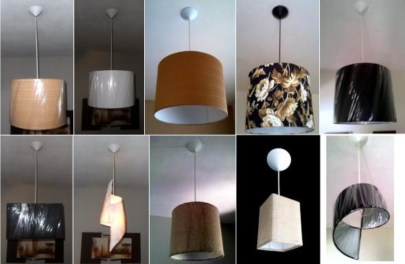 Como instalar uma luminária pendente 003