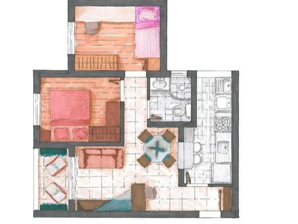12-Apartamentos com planta livre