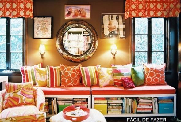 12-Como expor livros em sua casa