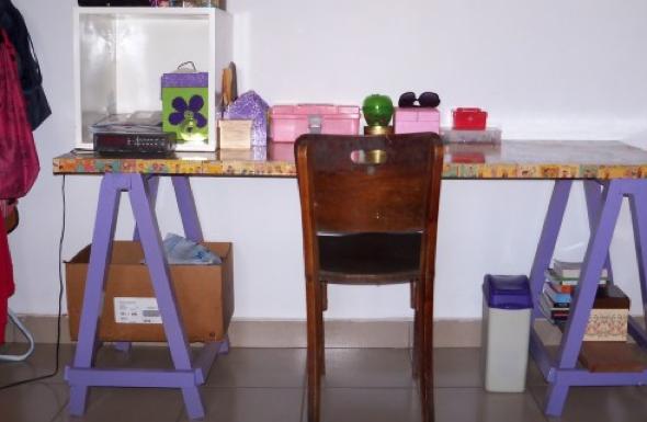12-Como fazer mesa com porta