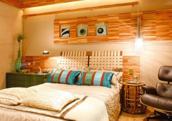 3-Usar luminárias pendentes no quarto