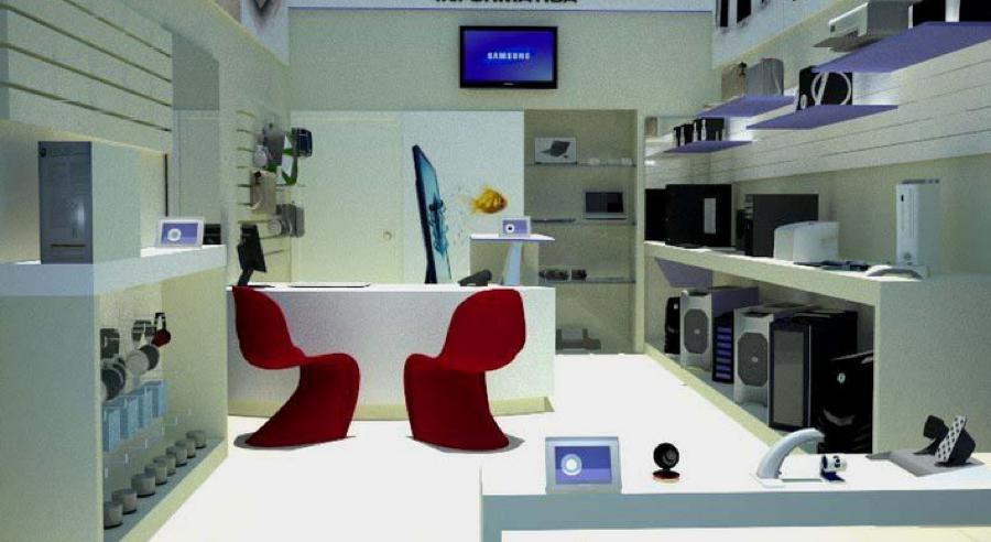 4-montar e organizar loja de computadores