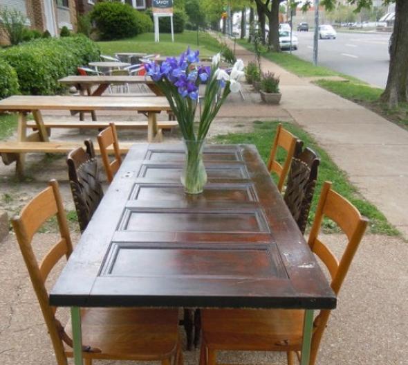 6-Como fazer mesa com porta