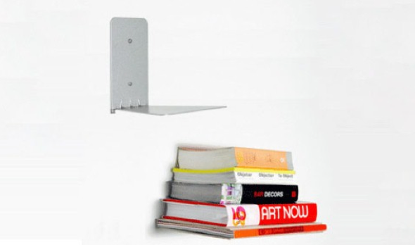 7-Como expor livros em sua casa