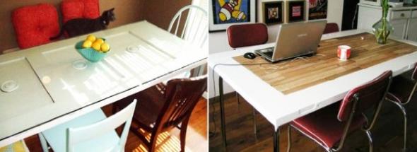 7-Como fazer mesa com porta