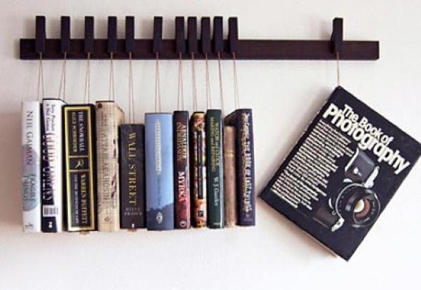 8-Como expor livros em sua casa