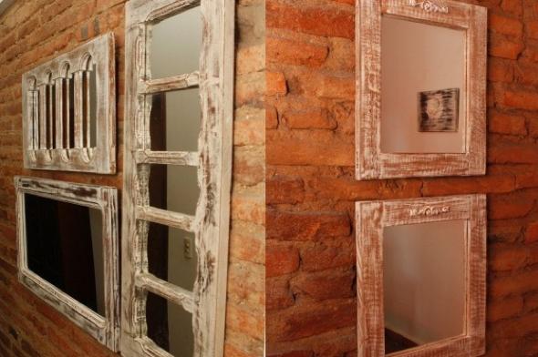 10-Janelas com espelhos e retratos na decoração