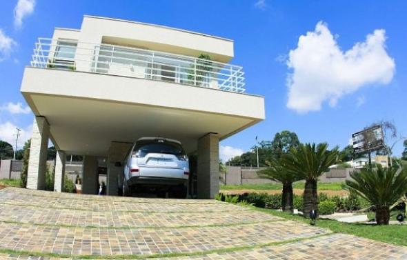 15-Fachadas de casas em cores claras a nova tendência