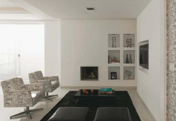 8-Projetos em drywall para salas