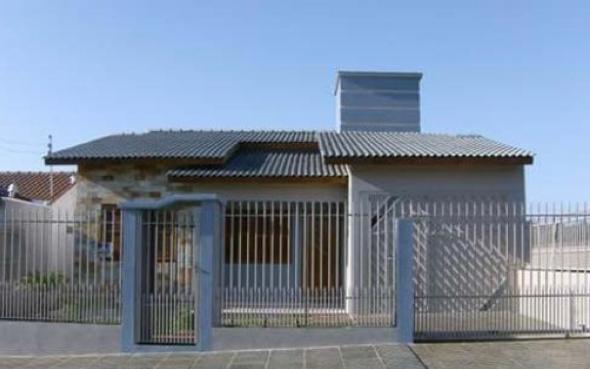 9-Fachadas de casas em cores claras a nova tendência