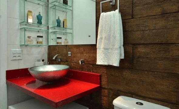 Bancada para banheiro os melhores modelos 10