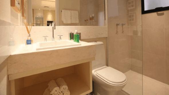 Bancada para banheiro os melhores modelos 12