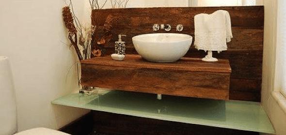 Bancada para banheiro os melhores modelos 8
